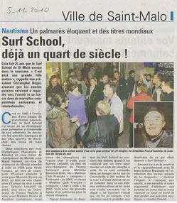 Surf School : déjà un quart de siècle