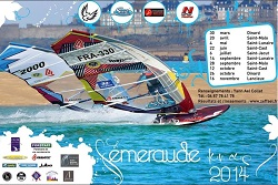 emeraude fun cup 2014 : le calendrier