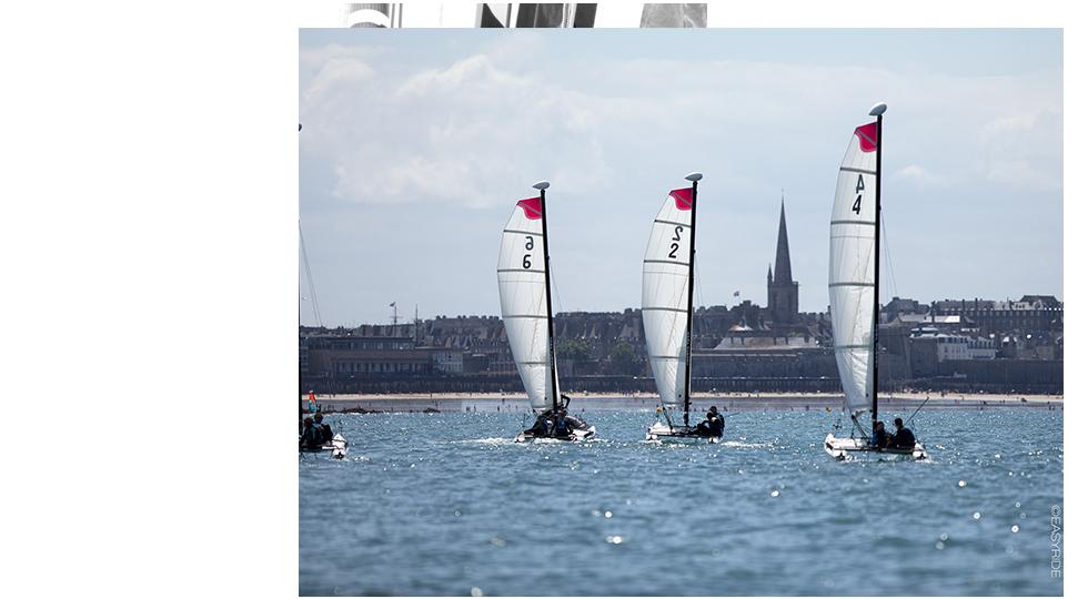 activités nautiques pour CE et séminaires d'entreprises à Saint-Malo